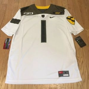 Nike Army Dri-Fit First Team Football Jersey